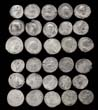 One Lot of 15 Roman Silver Issues