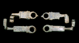Keys, Lead and Bronze, 1st-3rd Cent