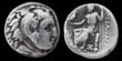 Macedon, Alexander III 'the Great', AR Drachm, Very Rare!