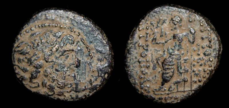 Antioch, Syria, Autonomous city issue, 31-27 BC