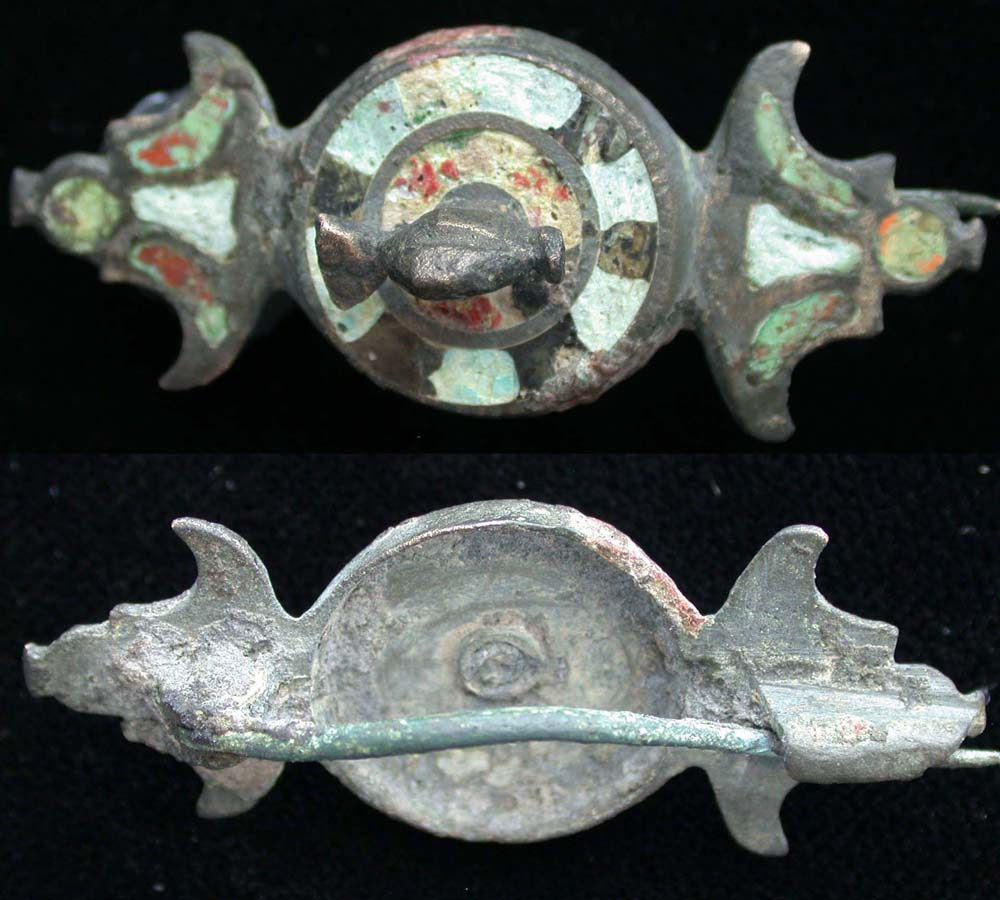Brooch, Zoomorphic from Roman Dalmatia, 2nd Cent AD