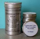 Conservator&#39s Wax
