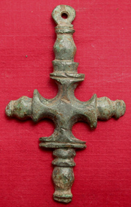 Cross, Pendent, c. 1st-4th Cent