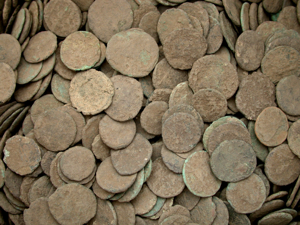 Premium Uncleaned Roman Coins from the Balkans