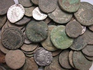 Digger's Choice, Highest Grade Uncleaned Roman Issues