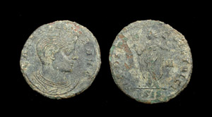 Galeria Valeria Semi-cleaned Follis