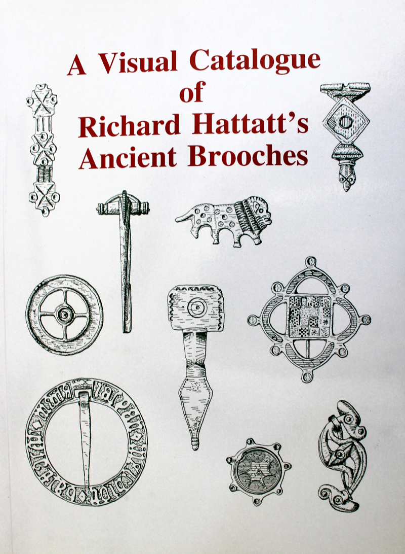 A Visual Catalogue of Richard Hattatt's Ancient Brooches
