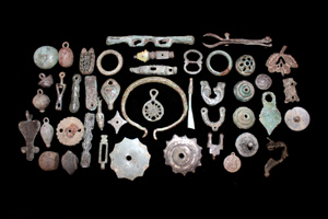 Assorted Artifacts, Bronze Age thru Medieval