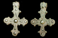 Cross, Russian Orthodox, c. 16th-17th Cent.