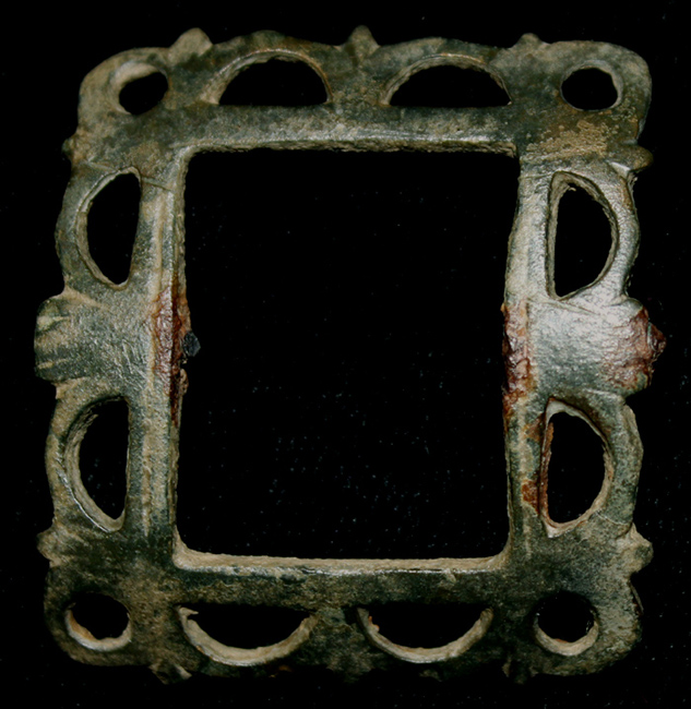 Buckle, Open Work, c. 3rd-4th Cent
