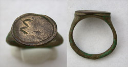Ring, Roman, Men's, 1st-3rd Cent.