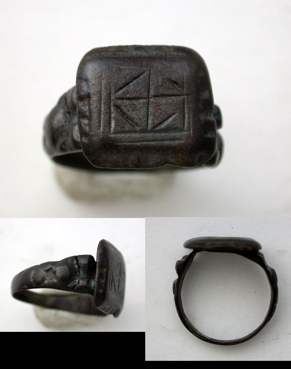 Ring, Roman, Legionary, c. 1st-5th Cent