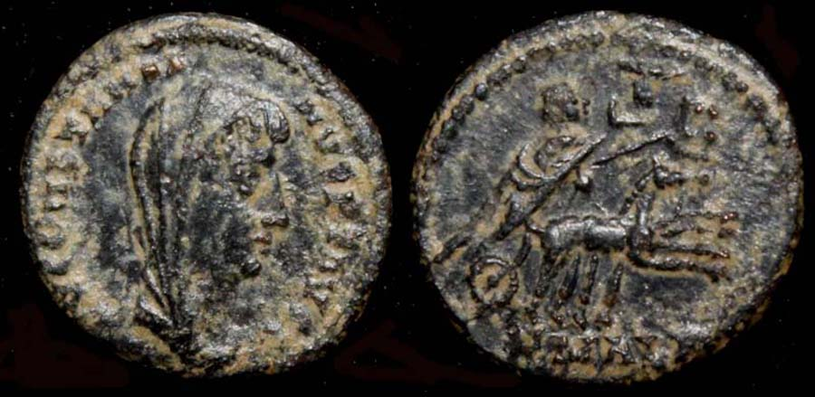 Constantine I, Memorial issue, Alexandria Mint