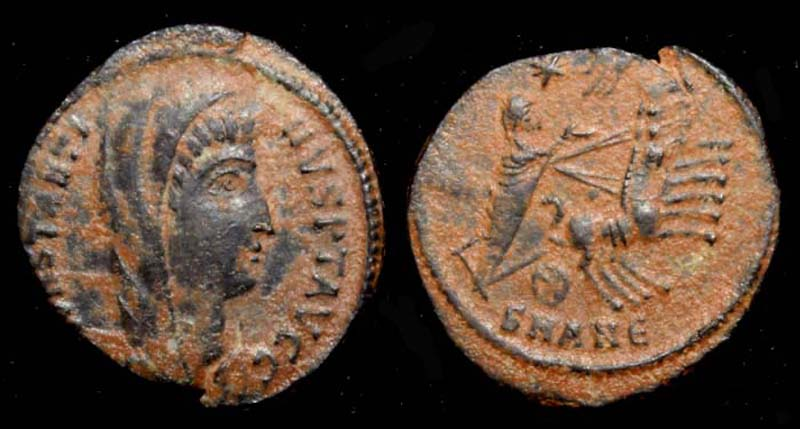 Constantine I, Memorial issue, Antioch Mint