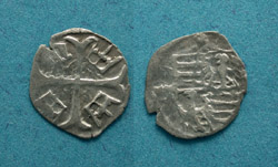 Sigismund of Luxembourg, Silver Obol Six-pack