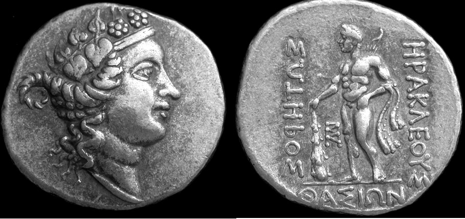 Thasos, Tetradrachm after 148 BC