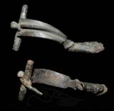 Crossbow, T-shaped hinged, c. 3rd Cent. AD