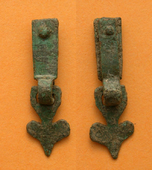 Bronze Age Pendant, c. 4th-3rd Cent BC